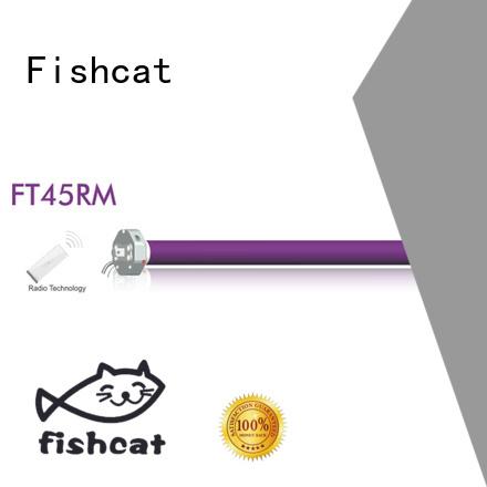 Fishcat roller shutter door motor widely applied for awning