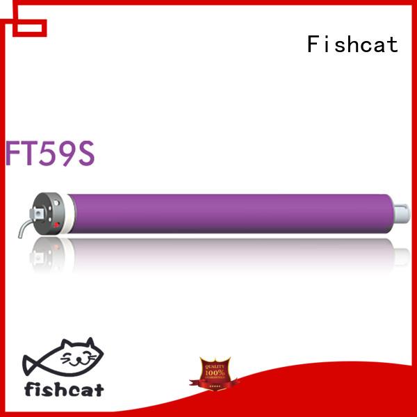 Fishcat cost saving tubular motor kit awning