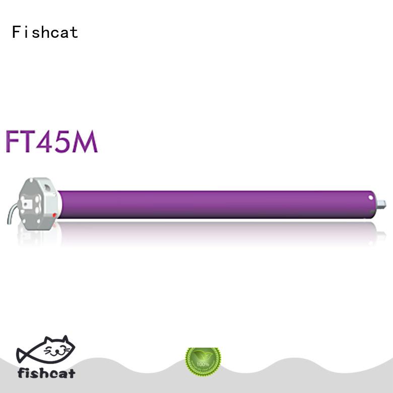 Fishcat tube motors suppliers great for projector screen