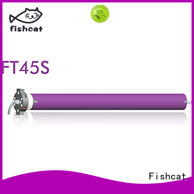 Fishcat advanced technology shutter motor widely used for clothes pole