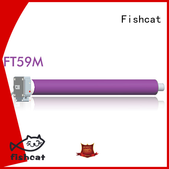 Fishcat convenient electric awning motor roller shutter