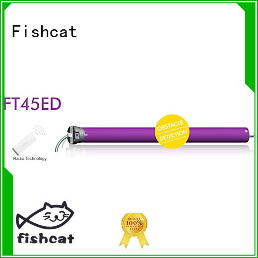 Fishcat professional nice tubular motors roller door