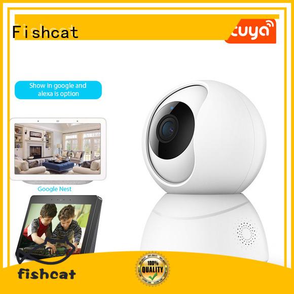 Fishcat best outdoor wifi camera manufacturer better life
