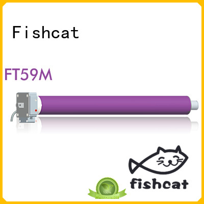 Fishcat good quality motor tubular widely used for roller door