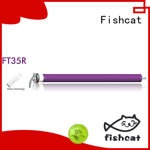 Fishcat convenient tubular motor optimal for roller door