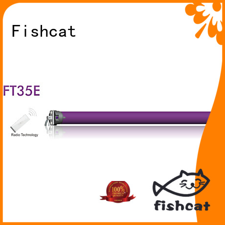 Fishcat convenient tubular motor manufacturers great for roller shutter