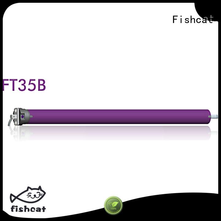 Fishcat tubular motors for roller blinds great for roller shutter