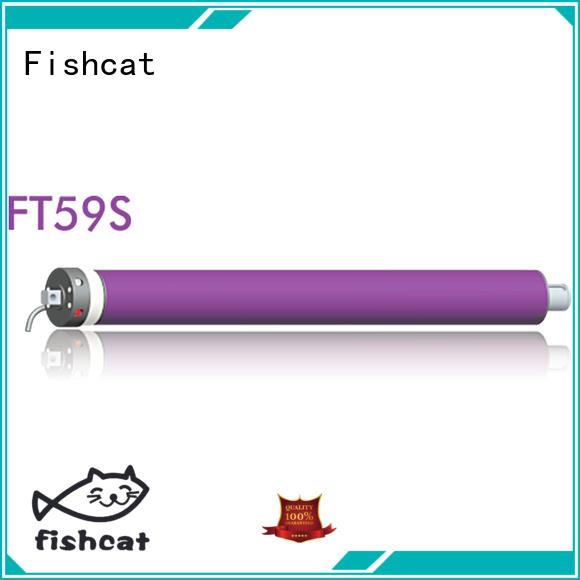Fishcat motor tubular widely applied for roller blinds