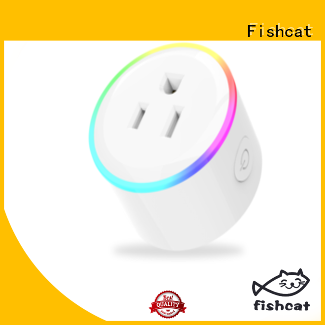 Fishcat what is a wi fi smart plug? factory home automation