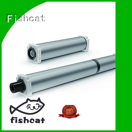 Fishcat good quality tube motors widely used for projector screen