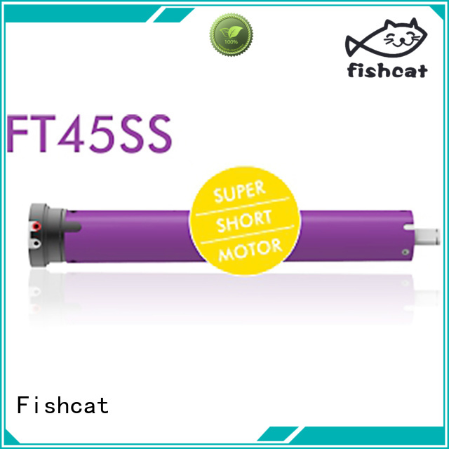 Fishcat tubular motors great for roller door