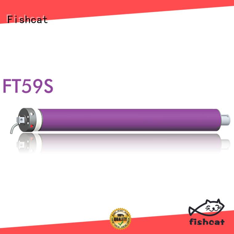 Fishcat best price tubular motor satisfying for awning