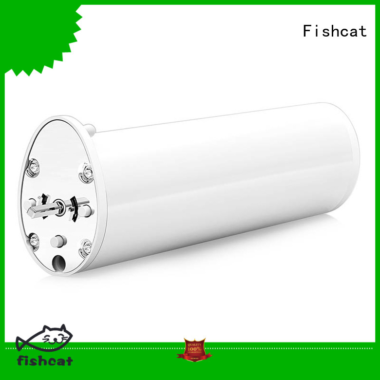 Fishcat intelligent roller curtain motor nice user experience for home automation