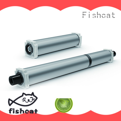 Fishcat roller shutter motor suppliers ideal for clothes pole