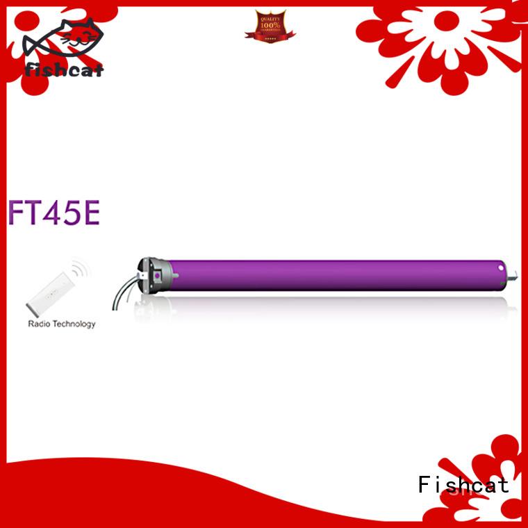 Fishcat tubular blind motor manufacturer clothes pole
