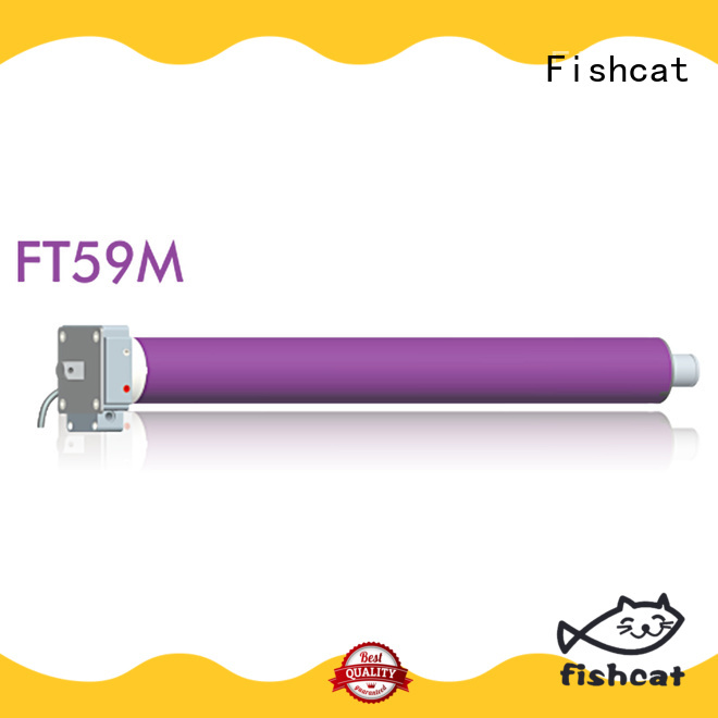 Fishcat advanced technology tubular motor suppliers widely used for awning