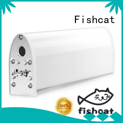 Fishcat electric curtain motor ideal for home automation control