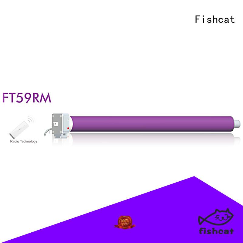 Fishcat roller shutter door motor widely used for roller door