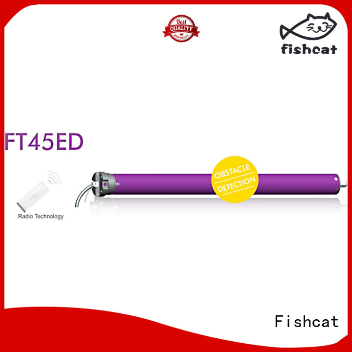 Fishcat economical tube motors suppliers widely used for clothes pole