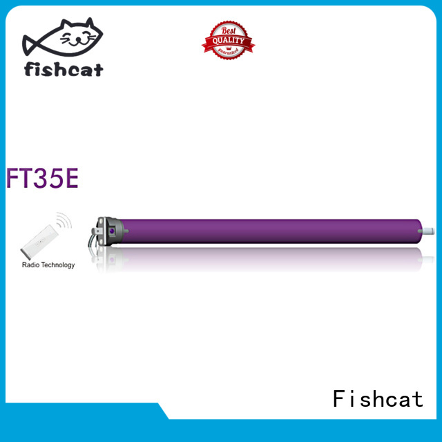 Fishcat convenient electric roller blind motor ideal for awning