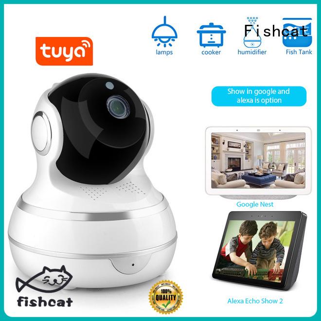 Fishcat high performance wireless cctv camera system manufacturer better life