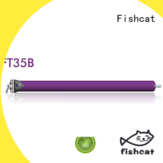 Fishcat blind motor widely applied for clothes pole