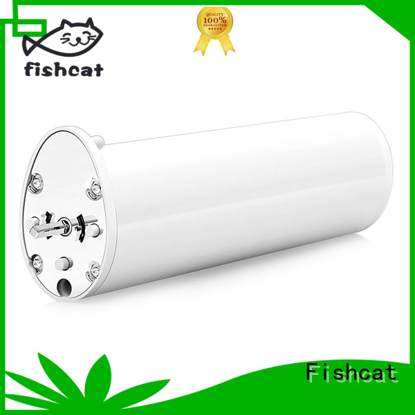 Fishcat smart curtain motor suitable for home automation control