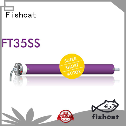 Fishcat blind motor widely used for awning