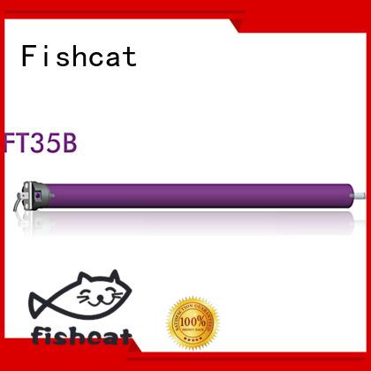 Fishcat advanced technology roller shutter motor widely applied for roller door