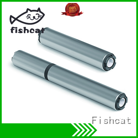 Fishcat convenient tubular motors widely used for projector screen