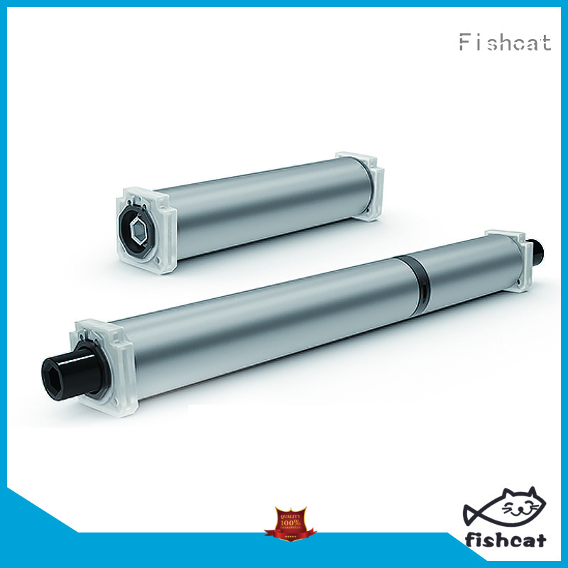 Fishcat economical tubular motor design ideal for clothes pole