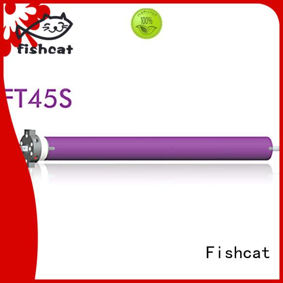 Fishcat professional nice tubular motors roller blinds