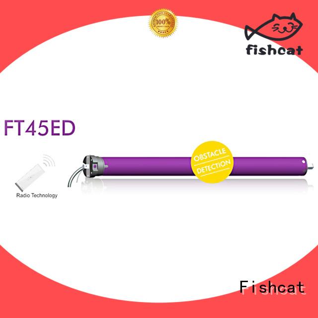 Fishcat roller shutter door motor suppliers widely applied for roller door