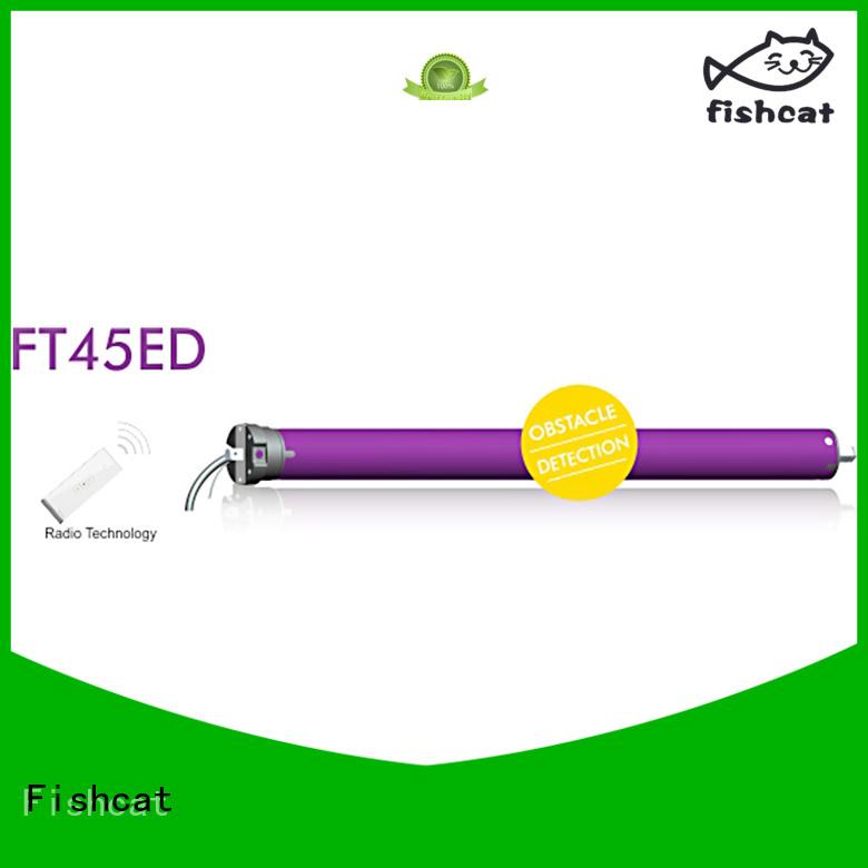 Fishcat roller shutter door motor perfect for projector screen