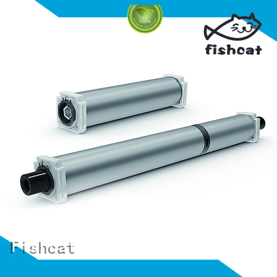 Fishcat tubular motor great for projector screen