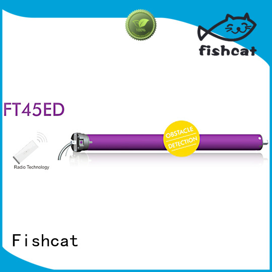 Fishcat electric roller blind motor great for clothes pole