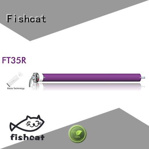 Fishcat tubular motor for awning awning