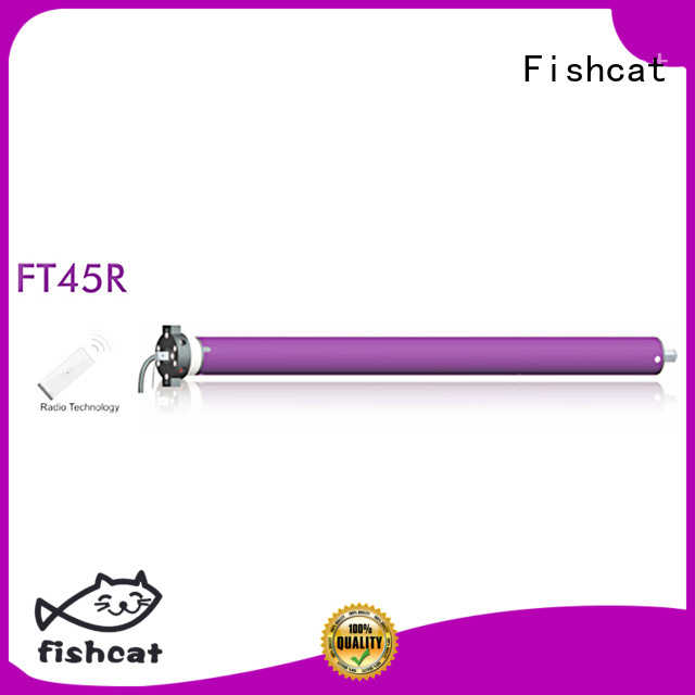 Fishcat professional tubular motor for projection screen great for roller blinds