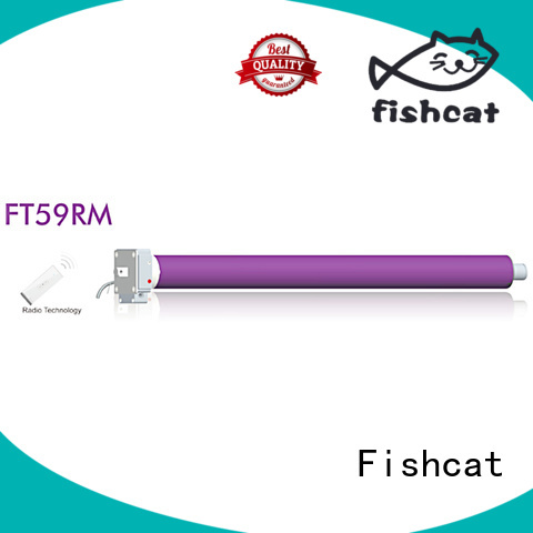 Fishcat roller door motor roller blinds