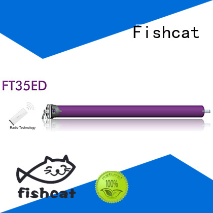Fishcat economical roller shutter motor great for clothes pole