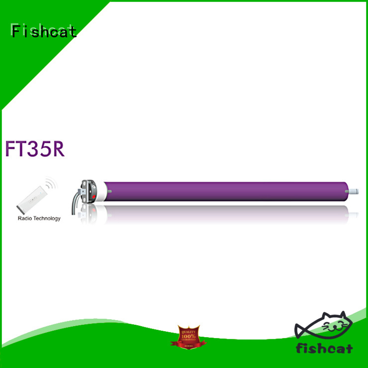Fishcat best price projector screen motor widely used for clothes pole