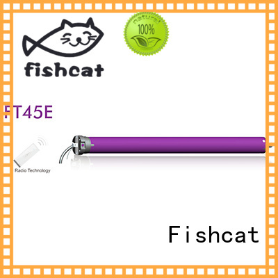 Fishcat good quality Motorized Roller Blinds perfect for roller blinds