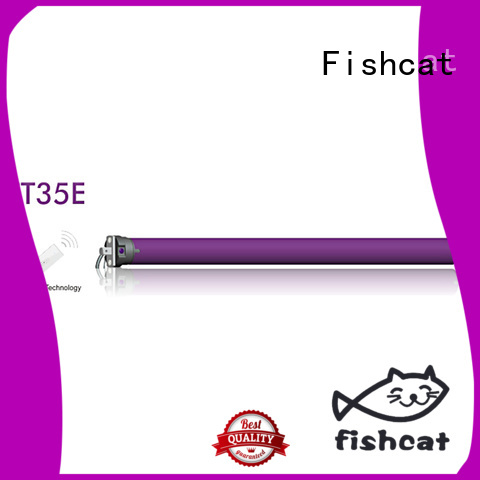 Fishcat advanced technology ac tubular motor instructions great for projector screen