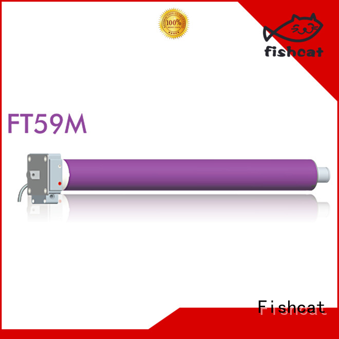 Fishcat motor tubular great for projector screen