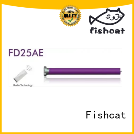 Fishcat roller shutter motor suppliers widely applied for awning