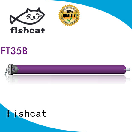 Fishcat tubular motor manufacturer projector screen