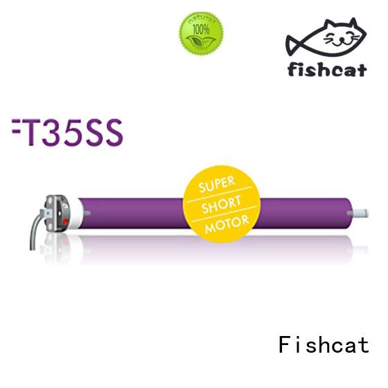 Fishcat economical tubular motor china optimal for roller blinds