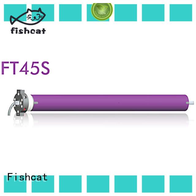 Fishcat best price tube motor roller shutter perfect for roller blinds