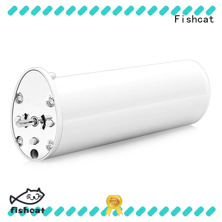 Fishcat curtain track motor nice user experience for having restful sleep
