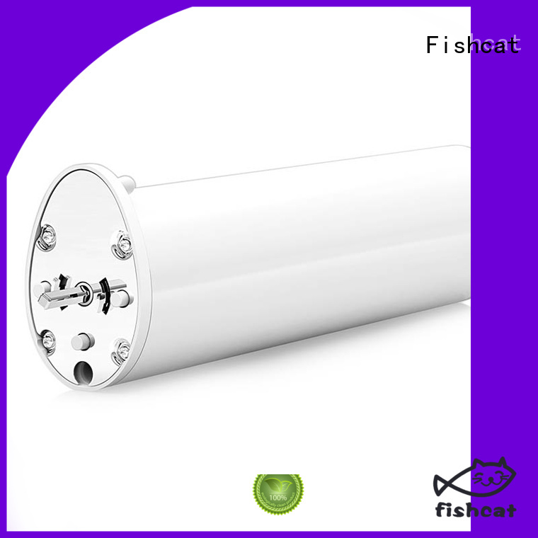 Fishcat roller curtain motor suitable for smart home system